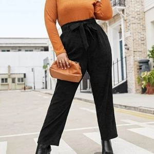 ♡ 3 for 30$ Shein high waisted ankle black pants
